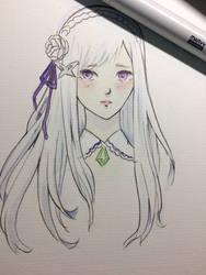 Emilia  by lamie04