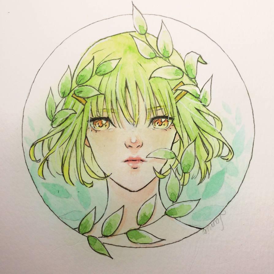 Leaves by lamie04