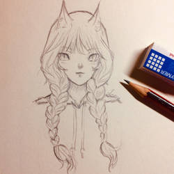 Quick sketch by lamie04