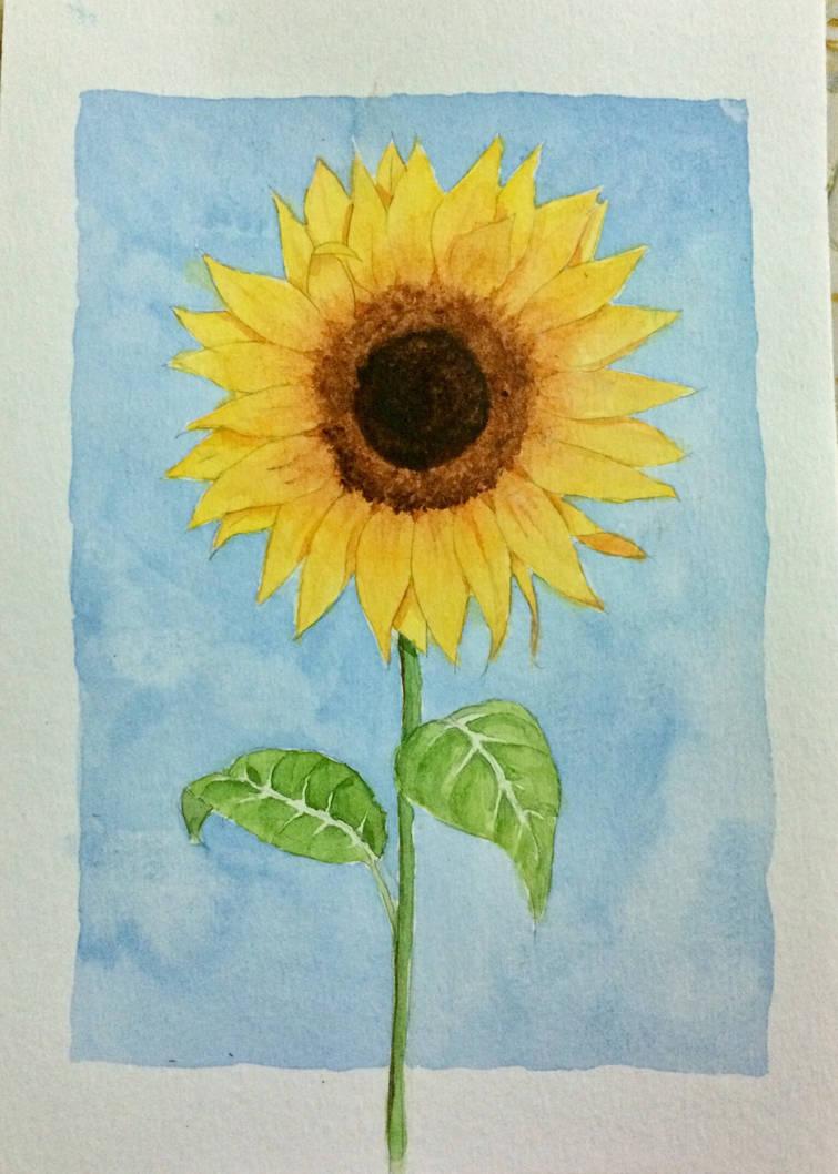 Sunflower by lamie04
