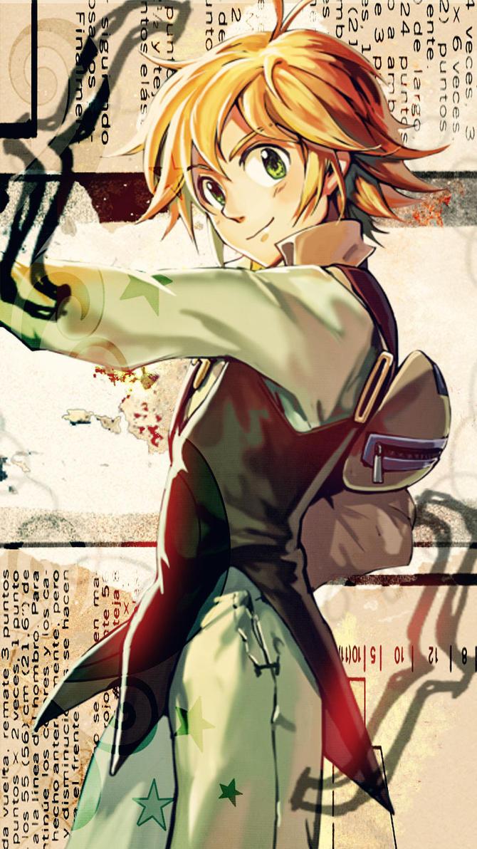 Nanatsu no Taiazai Meliodas Wallpaper by Awesome-Yuuko ...