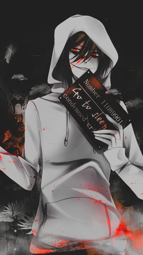 Jeff The Killer Wallpaper By Awesome Yuuko San