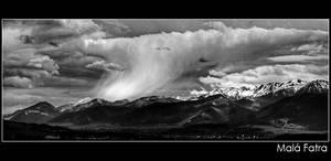Dark mountains by branislavboda