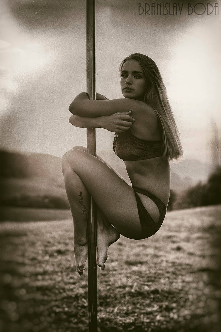 The poledancer II by branislavboda