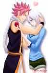 Natsu and Lisanna