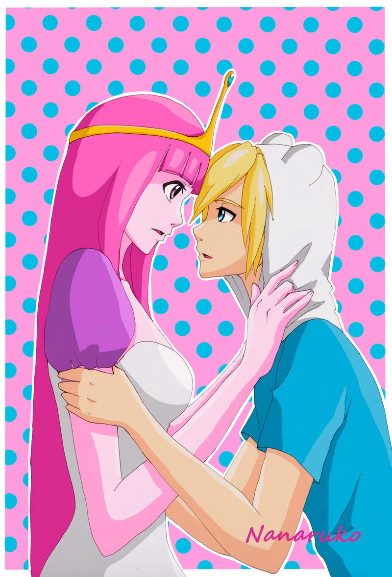 Finn and Princess Bubblegum (2) - Adventure Time by ...