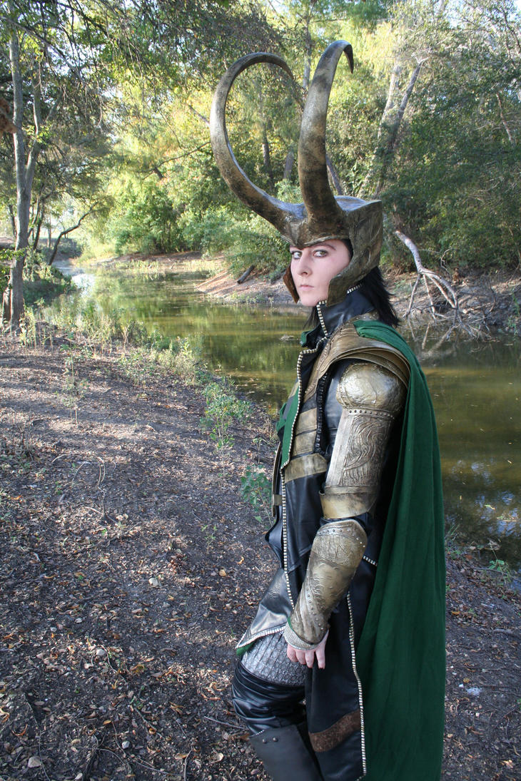 Loki Laufeyson by LaneDevlin