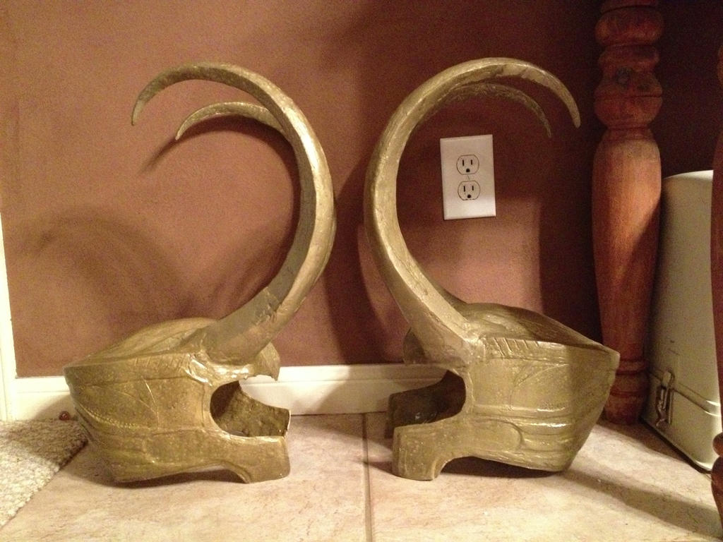 Loki Helmet for Sale! by LaneDevlin