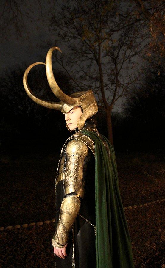 Loki Cosplay - Trust My Rage by LaneDevlin