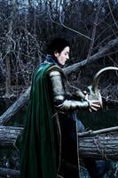 Loki Cosplay- Change of Heart? by LaneDevlin