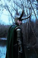 Loki Cosplay- A King Betrayed by LaneDevlin
