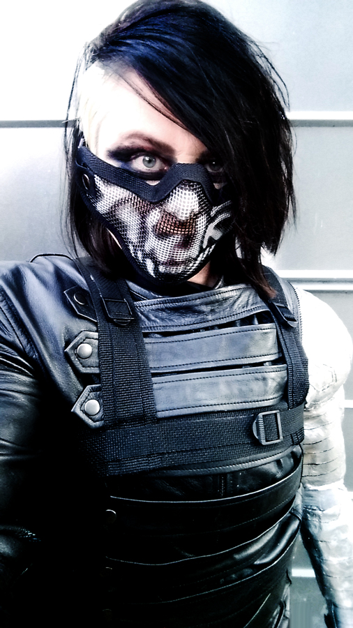 Winter Soldier / The Shield by LaneDevlin