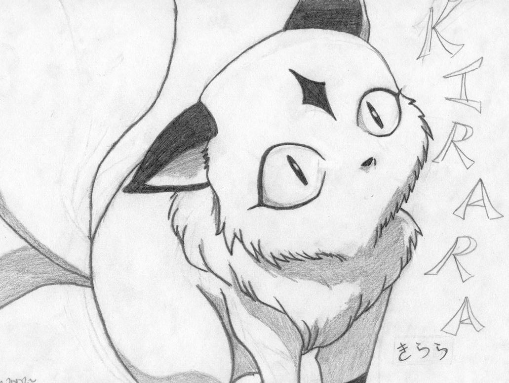 coloring book pages of kirara - photo#15