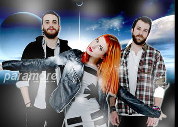 Paramore. by upshit