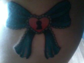 My tattoo... by XxxNekoxShoujoxxX