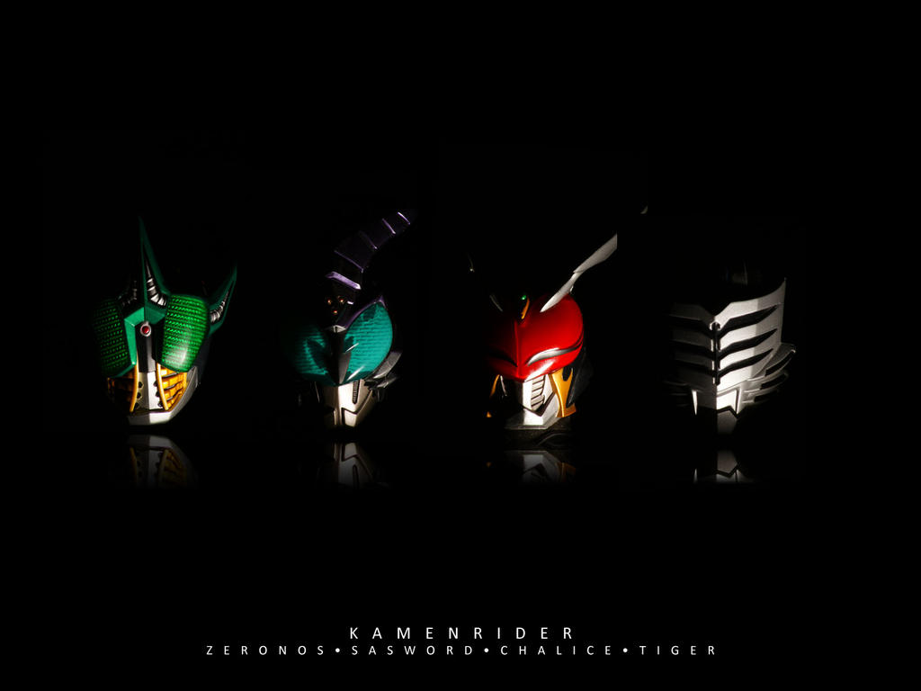 Kamen Rider Wallpaper by santoso77 on DeviantArt