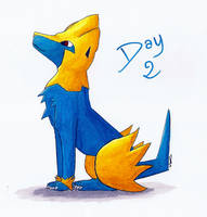 30 Day Pokemon Challenge - Day 2 by 16Speed90