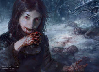 Blood Bairn by Artofryanyee