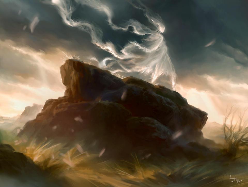 Moorland Drifter by Artofryanyee