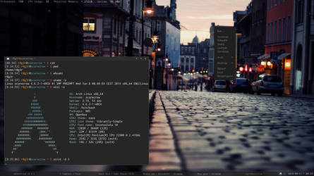 Arch Linux with Openbox