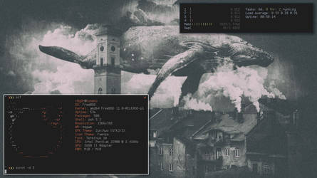 bspwm on FreeBSD