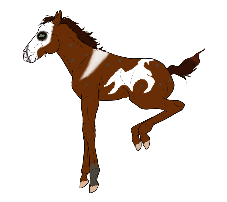 Horse adoptable CLOSED by petshop101