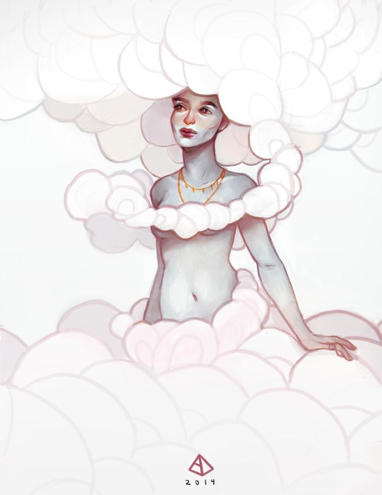 Clouds by ameliadolezal