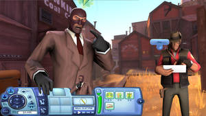 The Sims 3 Spy and Sniper