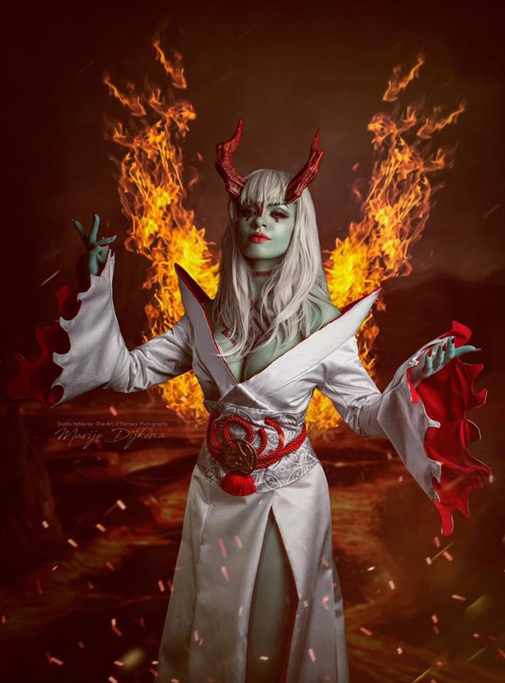 Devil Headband | WeAllSew