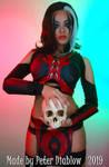 Sareena cosplay - Mortal Kombat X
