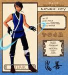 Republic City - Terik