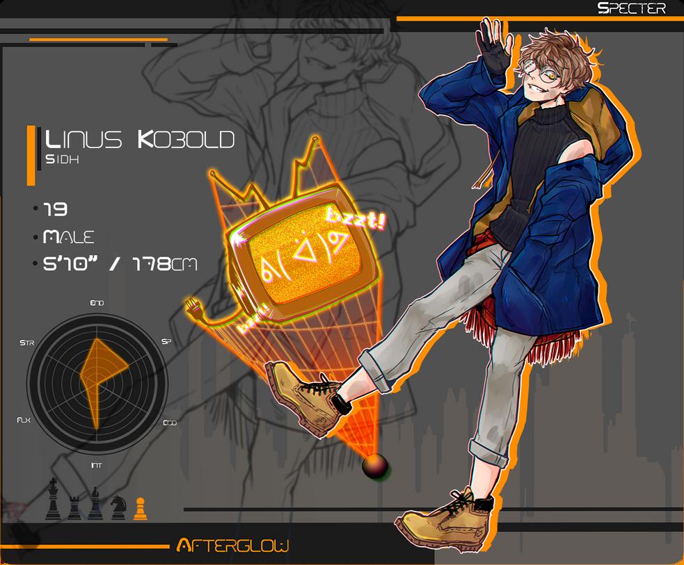 2S: Linus Kobold WHOOPS by taiwonton
