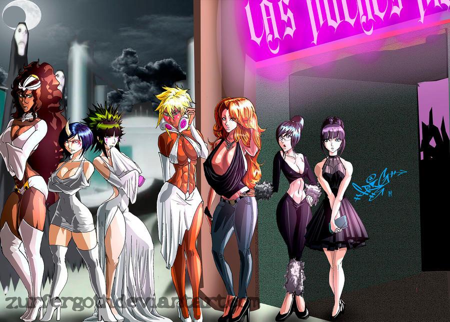 Las noches Night Club by Zurfergoth