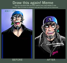 Redrawing meme 2008-2016 by Zurfergoth
