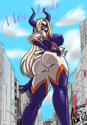 MHA Mtn. Lady by Zurfergoth