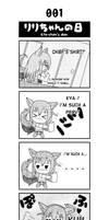 Lily-san no Hibi 001