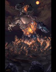 Hellborn_ by drak