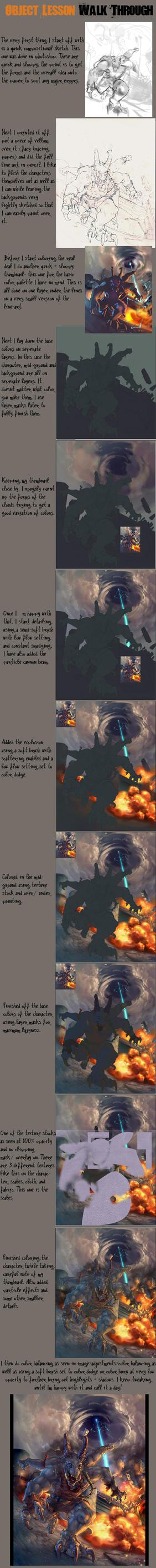 'Object Lesson' Walk Through by drak