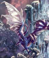 Halcyon Wanderer by drak