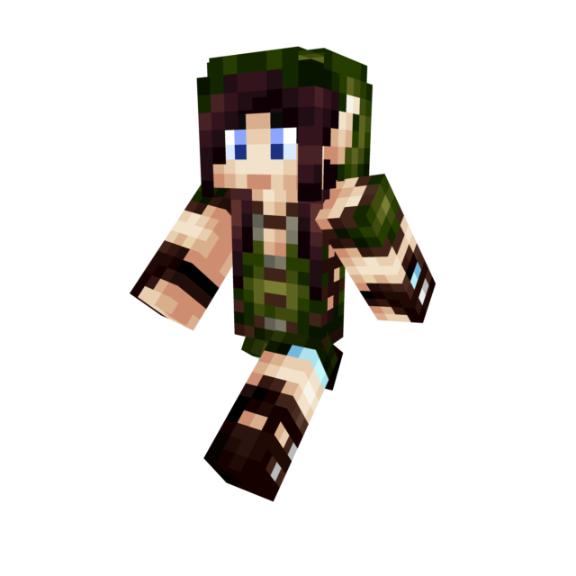 Forest elf minecraft skin by dinowcookie on deviantart forest elf minecraft skin by dinowcookie sciox Images