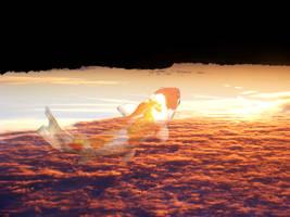Skyfish by DinowCookie