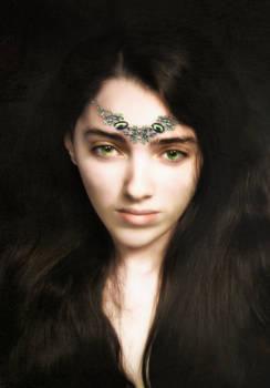 Elven eyes