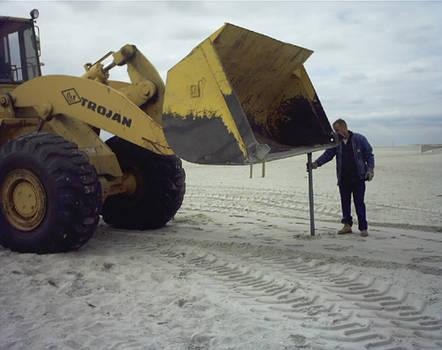 Large Machine, Small Job