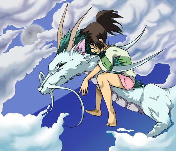 spirited away chihiro. Fandom: Spirited Away