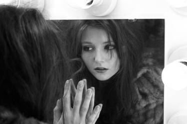 The Actress by LemonAndACherryTree