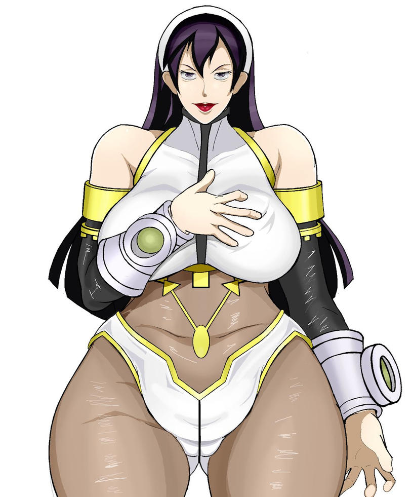 Ultear Ex 3   by EX-Buster-wolf