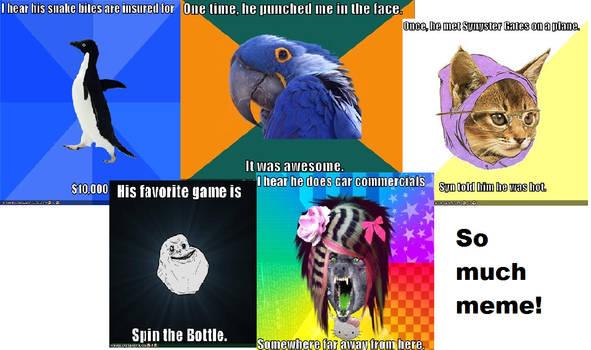 So much meme