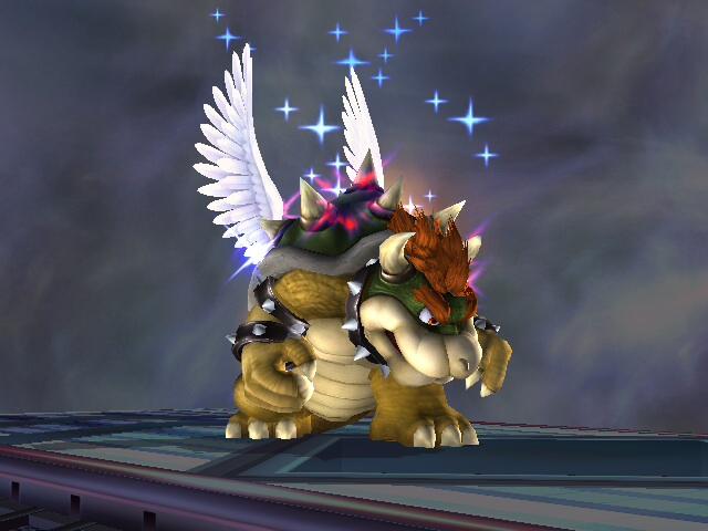 dragon bowser