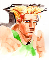 guile by HaTheVinh
