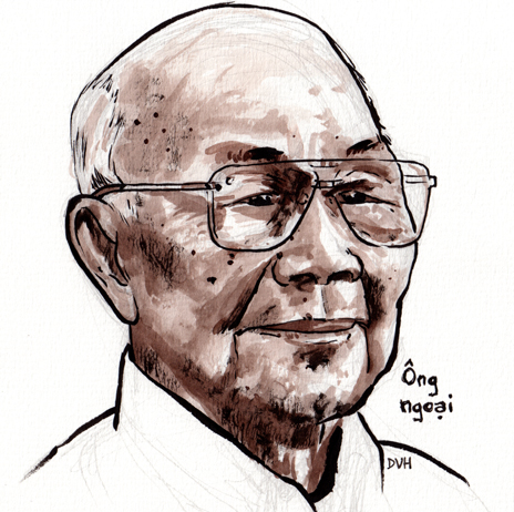 Ong Ngoai by HaTheVinh